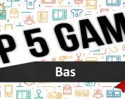 2016, de top 5 van Bas