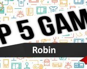 2016, de top 5 van Robin