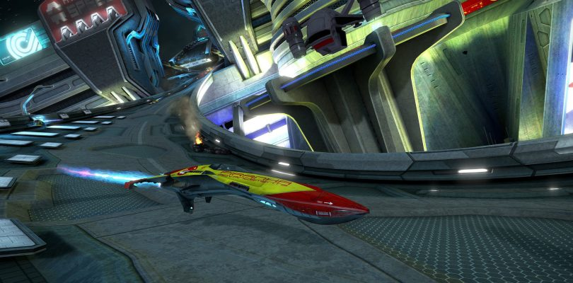 Wipeout Omega Collection krijgt releasedatum