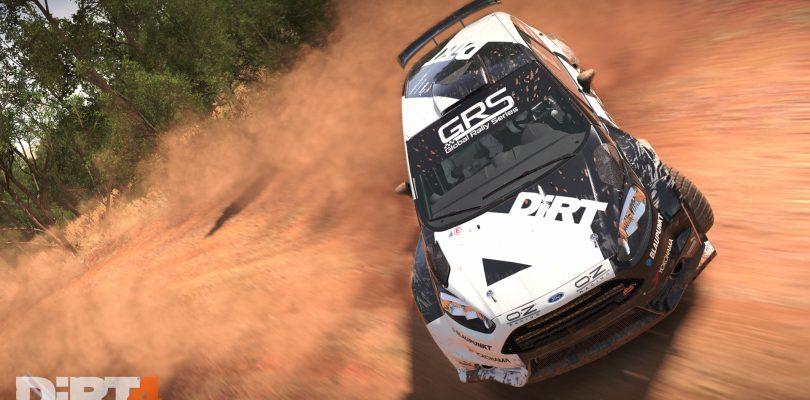 Mogelijk Scorpio ondersteuning voor Dirt 4, wel PlayStation 4 Pro