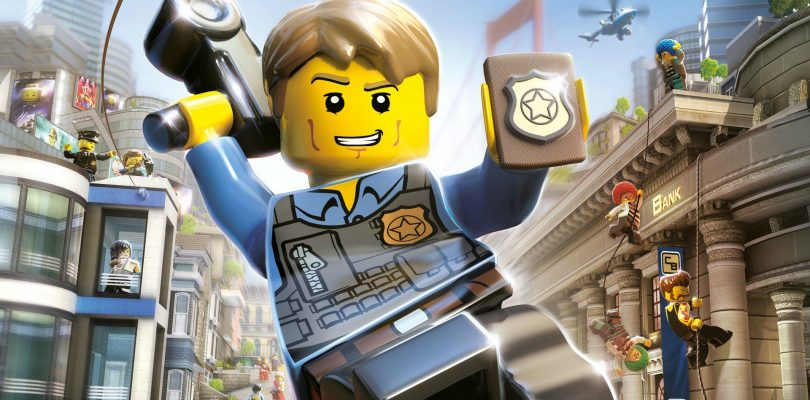 Trailer voor LEGO City Undercover
