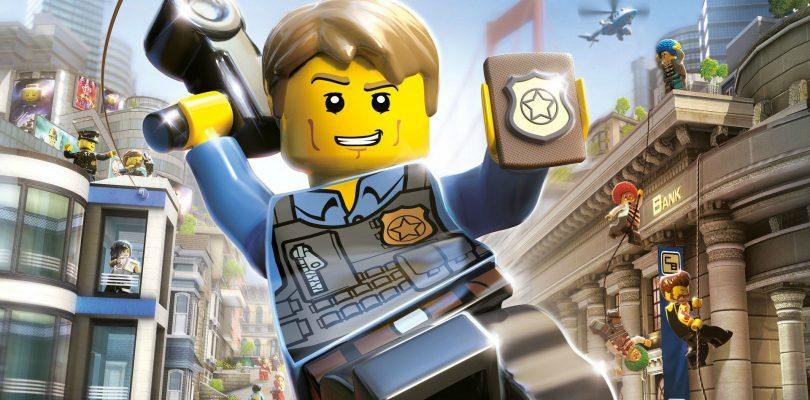 LEGO City Undercover kost 13 gigabyte op Nintendo Switch