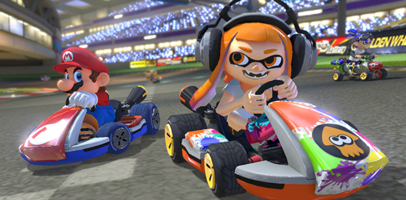 Mario Kart 8 Deluxe krijgt Breath of the Wild DLC