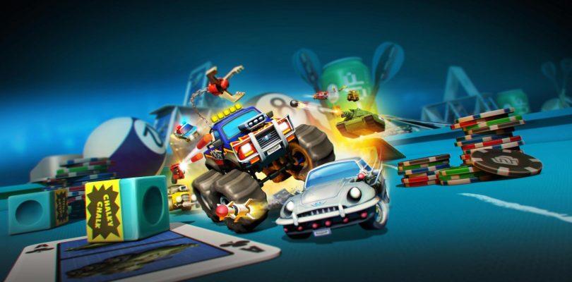 Micro Machines keert dit voorjaar terug naar PS4, Xbox One en PC