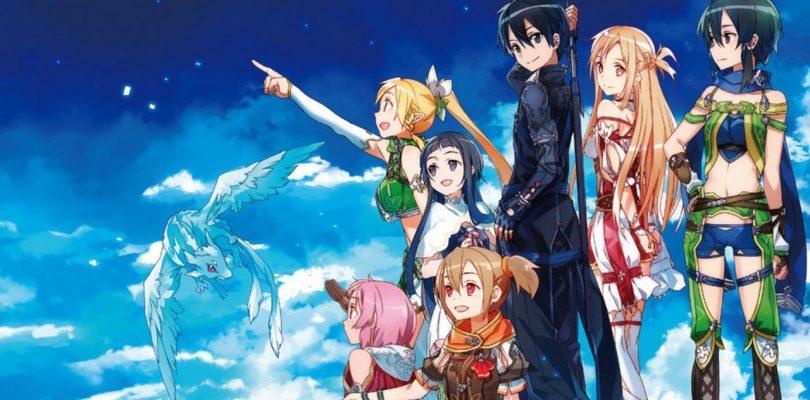 Sword Art Online Alicization Lycoris aangekondigd