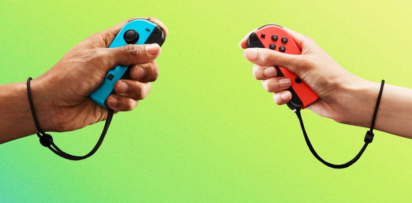 Geen reparatieprogramma voor Nintendo's Joy-Con