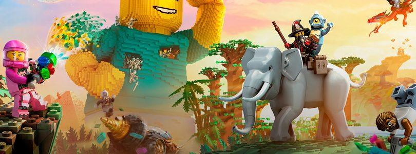 Intergalactische ontdekkingstochten en avonturen in LEGO Worlds