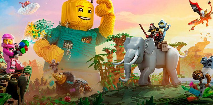 LEGO Worlds voegt DLC Monsters toe en release voor Nintendo Switch bevestigd
