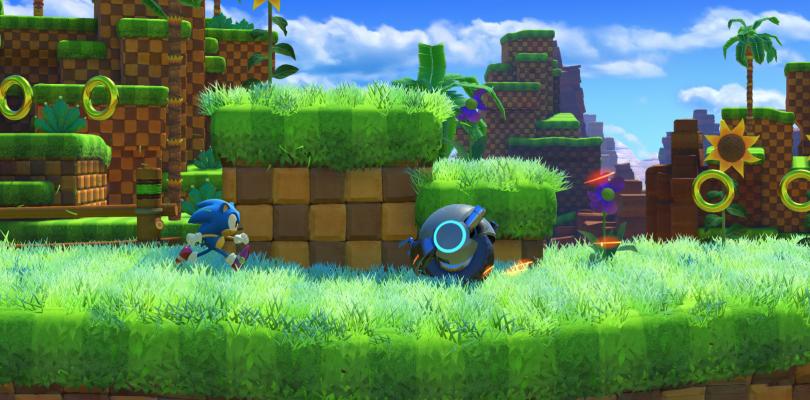 Maak je eigen karakter in Sonic Forces