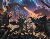 Lizardmen losgelaten in eerste in-engine trailer van Total War: Warhammer II