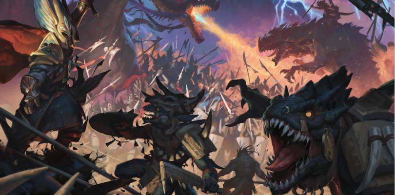 Total War: Warhammer 2 krijgt nieuwe trailer en datum #E32017