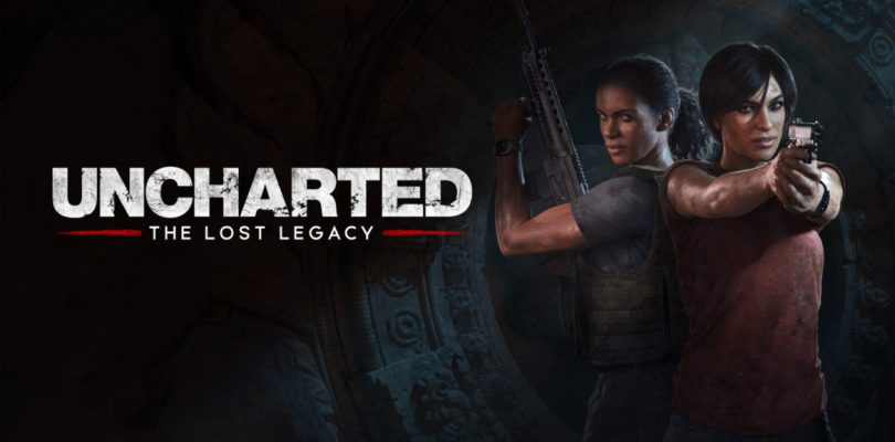 Uncharted: Lost Legacy beelden #E32017