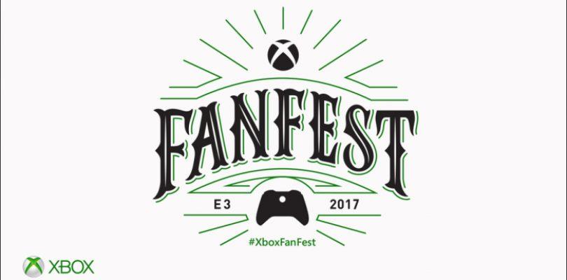 Microsoft kondigt Xbox FanFest 2017 aan