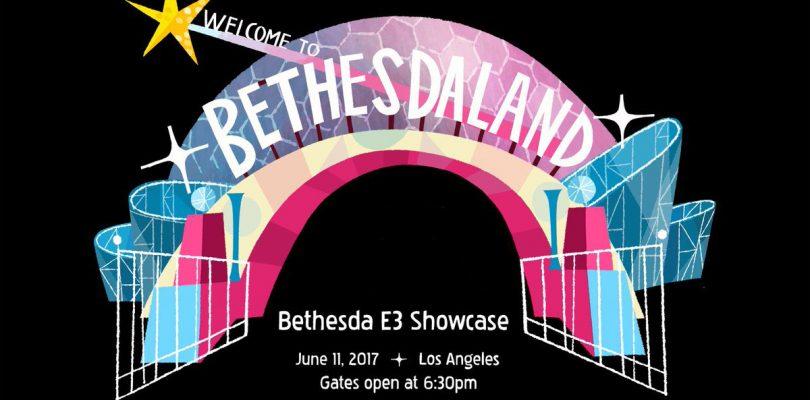 Bekijk de Bethesda E3 Showcase terug #E32017