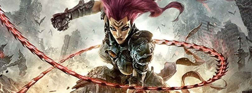 Darksiders III accolades trailer