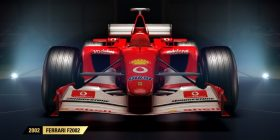 Twee extra klassieke Formule 1 auto's in F1 2018