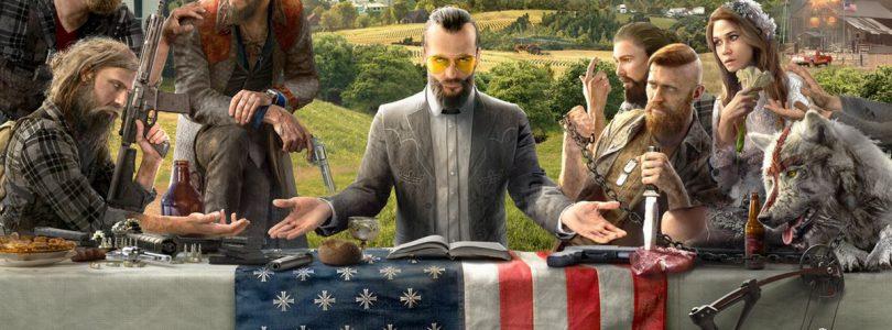 Far Cry 5 Gamescom Preview