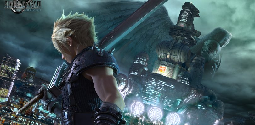 Final Fantasy 7 Remake Theme Song Trailer