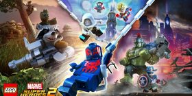 LEGO Marvel Super Heroes 2 Infinity War DLC onthuld