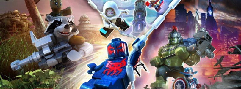 LEGO Marvel Super Heroes 2 krijgt Black Panther DLC