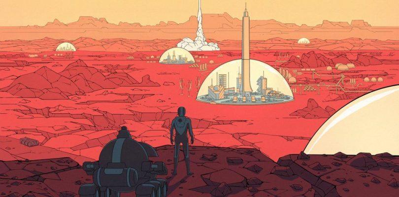 Surviving Mars aangekondigd