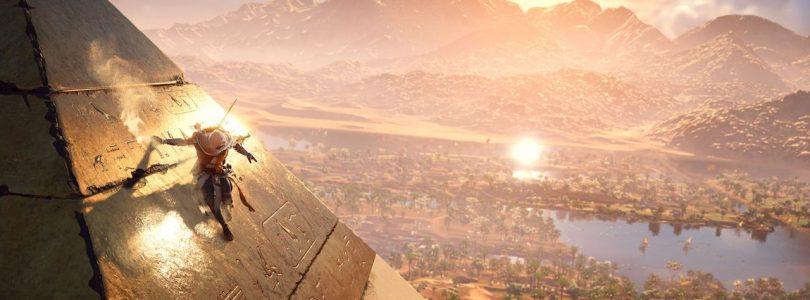 Nog even dit… Gamescom 2017: Assassin's Creed Origins