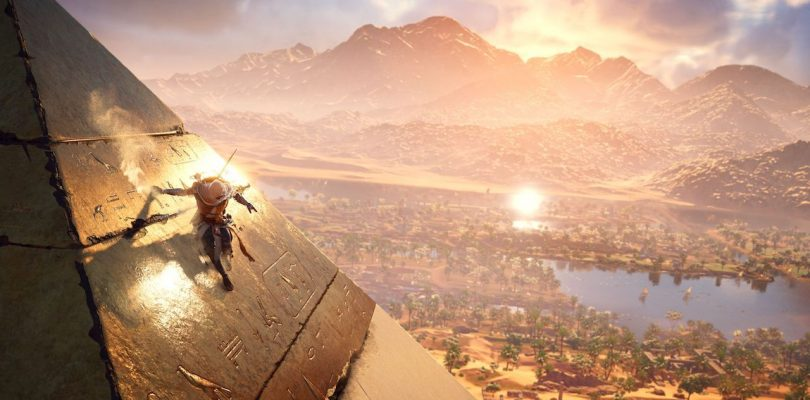 Nieuwe trailer toont Assassin's Creed Origins