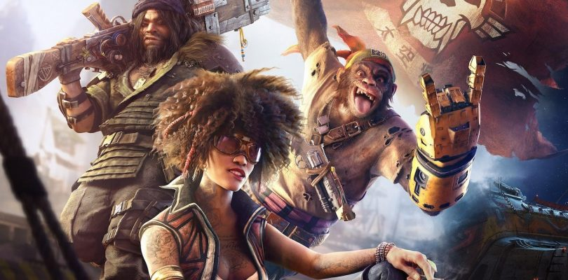 Beyond Good and Evil 2 waarschijnlijk naar PC, PlayStation 4 en Xbox One #E32017