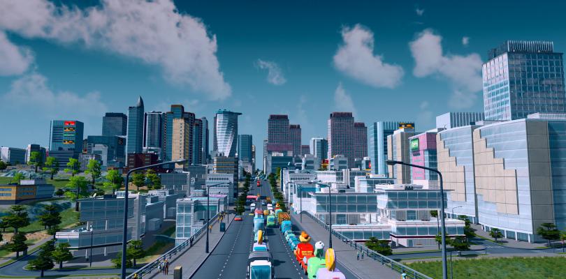 Cities Skylines komt later dit jaar naar PlayStation 4
