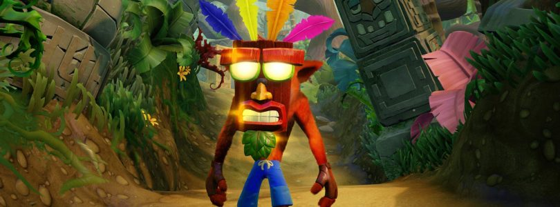 Crash Bandicoot: Nsane Trilogy naar pc, Xbox One en Switch