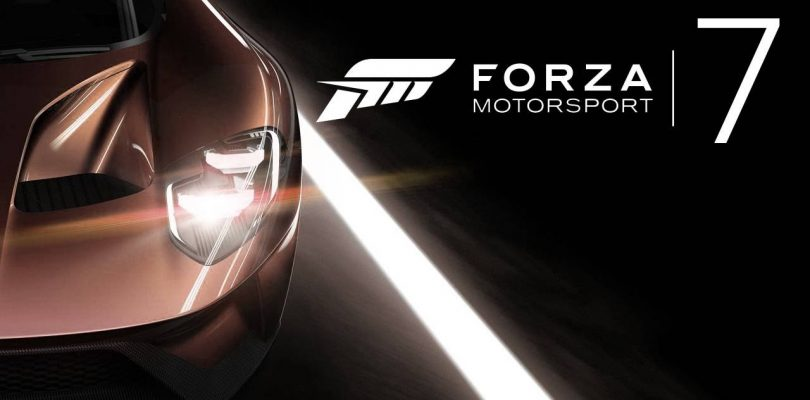 Forza Motorsport 7 Gamescom Preview