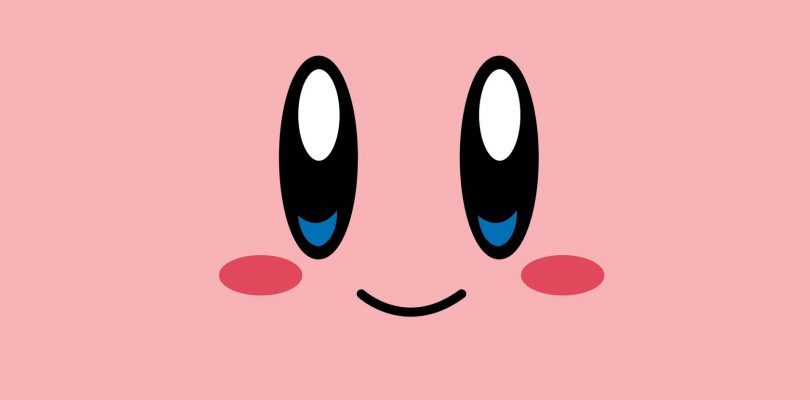 Kirby zuigt op Nintendo Switch #E32017