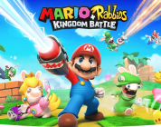 Mario & Rabbids Kingdom Battle komt in augustus #E32017