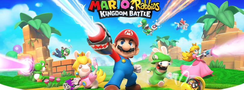 Mario + Rabbids Kingdom Battle – Mario spotlight trailer