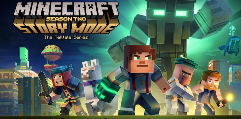 Minecraft Story Mode Season 2 aangekondigd #E32017