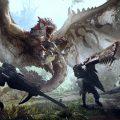 Dit weekend open beta Monster Hunter World