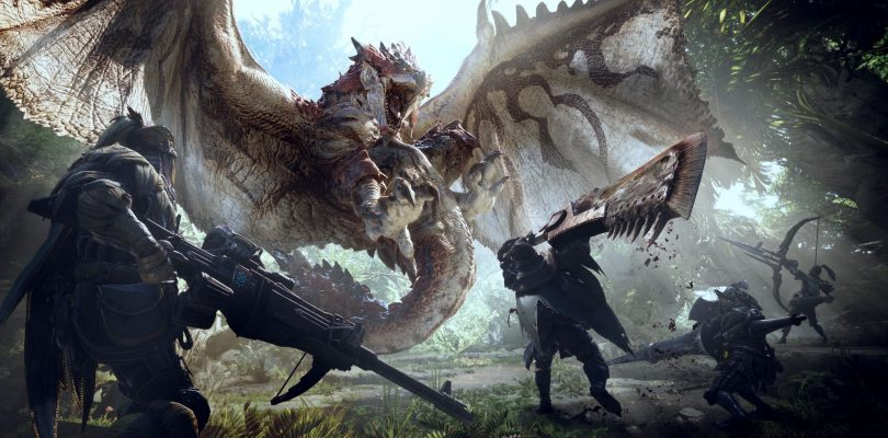 Monster Hunter: World komt naar PS4, Xbox One en PC #E32017