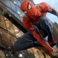 Meerdere kostuums aanwezig voor Spider-Man #E32017