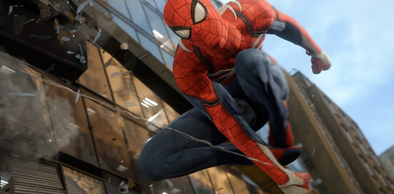 Launch trailer voor Spider-Man