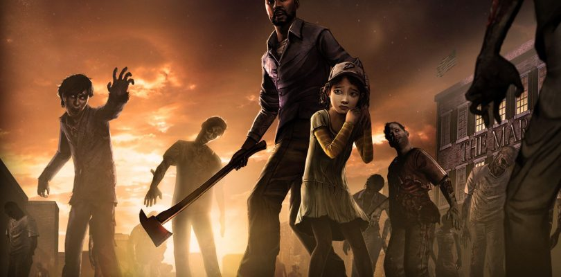 We streamen the Walking Dead nu live!