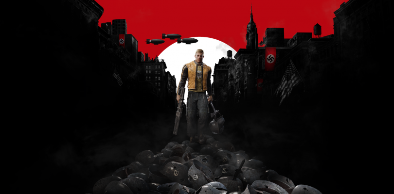 Lange trailer toont Wolfenstein II: The New Colossus #E32017