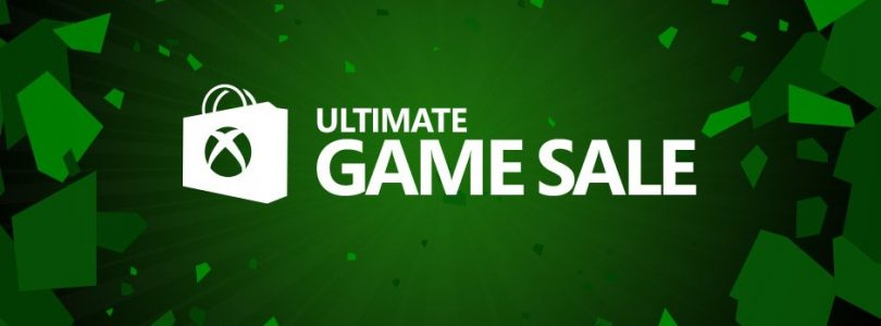 Xbox Ultimate Game Sale is nu live