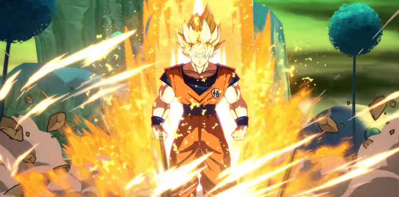 Vegito geïntroduceerd in Dragon Ball FighterZ