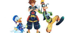 Kingdom Hearts Melody of Memory demo gelanceerd