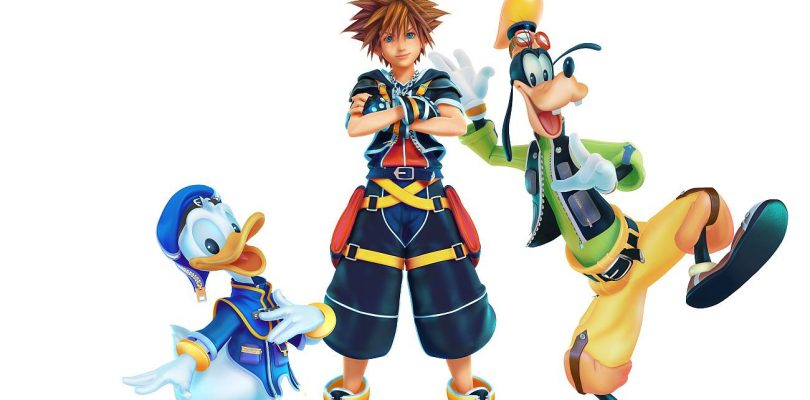 Kingdom Hearts III krijgt nieuwe trailer, screenshots, Toy Story en 'datum'
