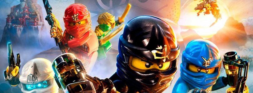 The LEGO Ninjago Movie Video Game Gamescom Preview