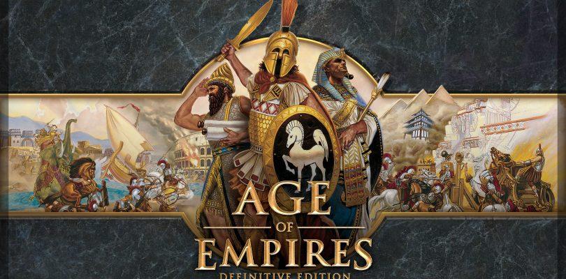 Age of Empires 2: Definitive Edition en Age of Empires 3: Definitive Edition aangekondigd