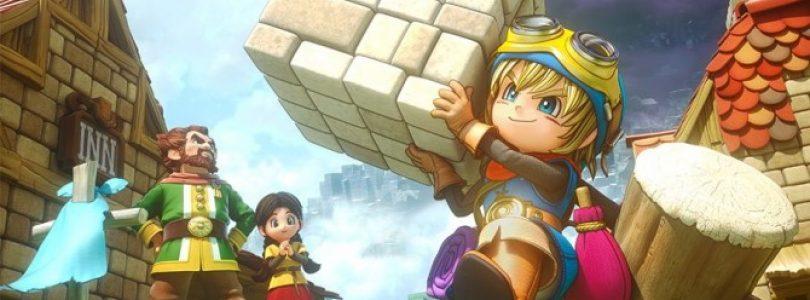 Dragon Quest Builders 2 release 12 juli