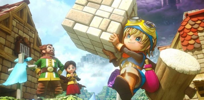 Dragon Quest Builders 2 aangekondigd