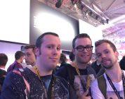 Gamescom 2017: de allereerste keer voor Robin!